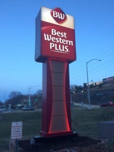 Best Western Pylon