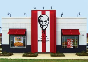 KFC - American Showman Front