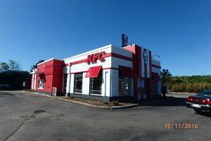 KFC Exterior Signage