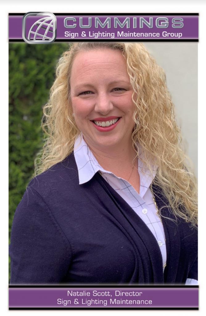 Announcing new director level leader Natalie Scott